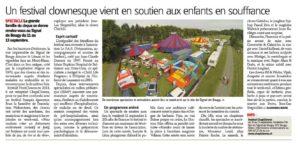 Un festival clownesque vient en soutien aux enfants en souffrance